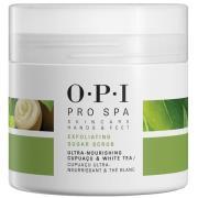 Pro Spa Exfoliating Sugar Scrub, 249 g OPI Fotpleie