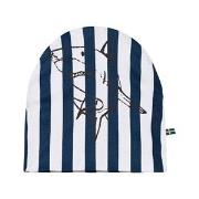 The BRAND Hat Blue Stripe S (6-12 mnd)