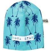 Nova Star Beanie Mint Palms NB (0-3m)