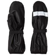 Kuling Outdoor Glove Fleece Vilnius Black 4-5 år