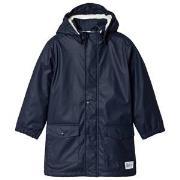 Kuling Girwood Rain Coat Classic Navy 86/92 cm